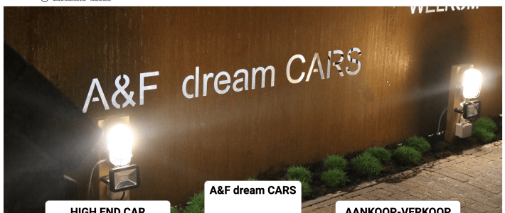 af car detailing